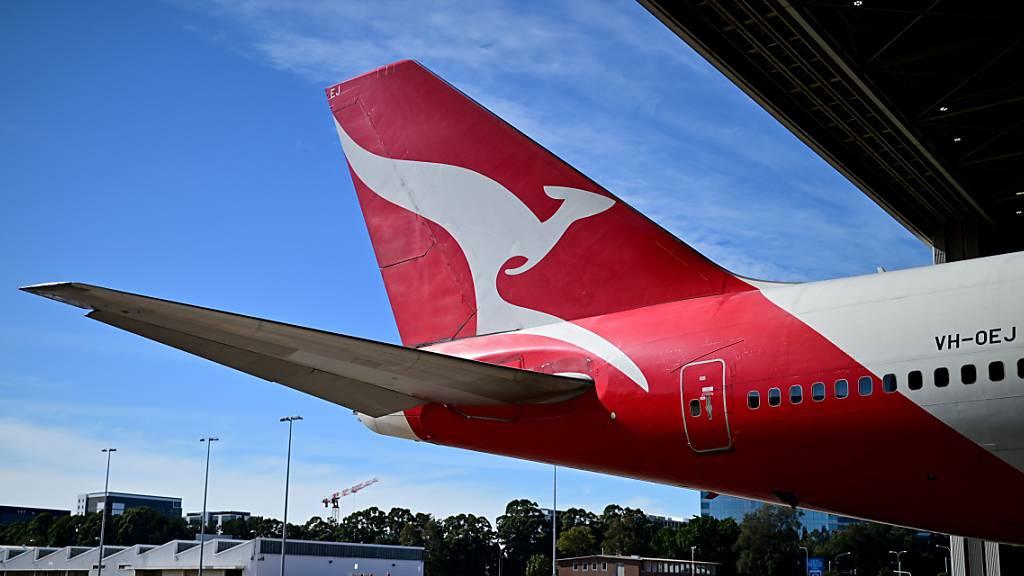 Australische Qantas plant internationale Flüge ab Dezember