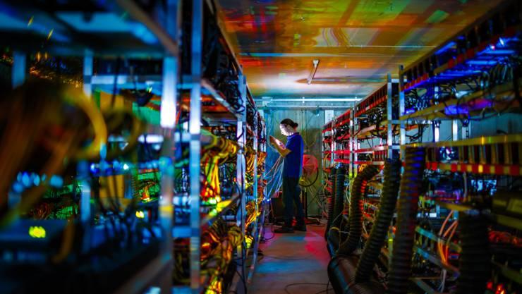 Der Bundesrat will die Entwicklung der Blockchain-Technologi nicht mit einem Gesetz behindern (Archivbild)