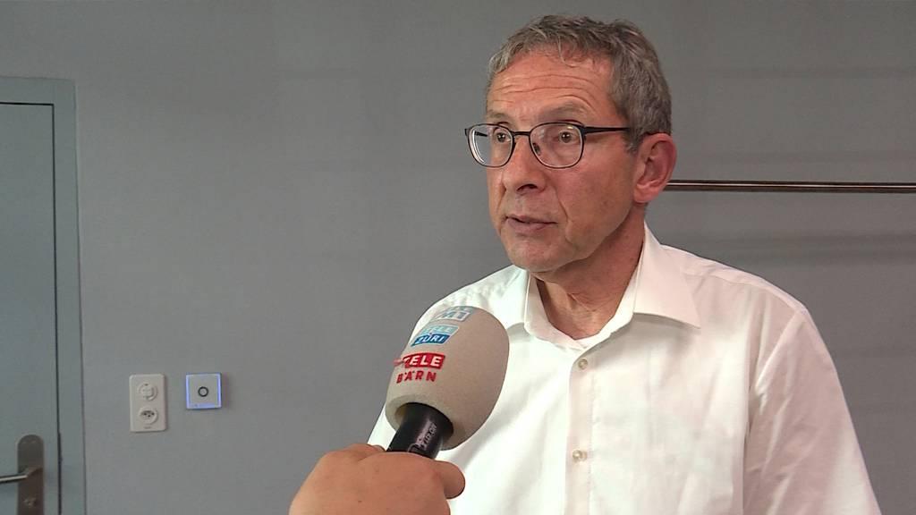 Das sagt Landamman Urs Hofmann zum Rücktritt