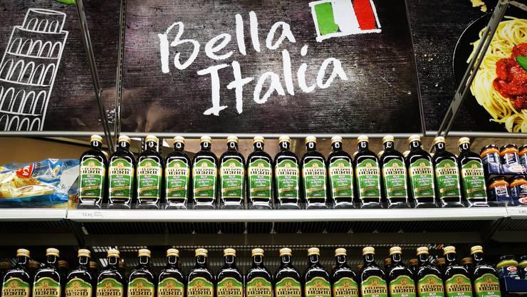 Coop soll das Olivenöl «Filippo Berio» zu Unrecht als italienisches Erzeugnis beworben haben.