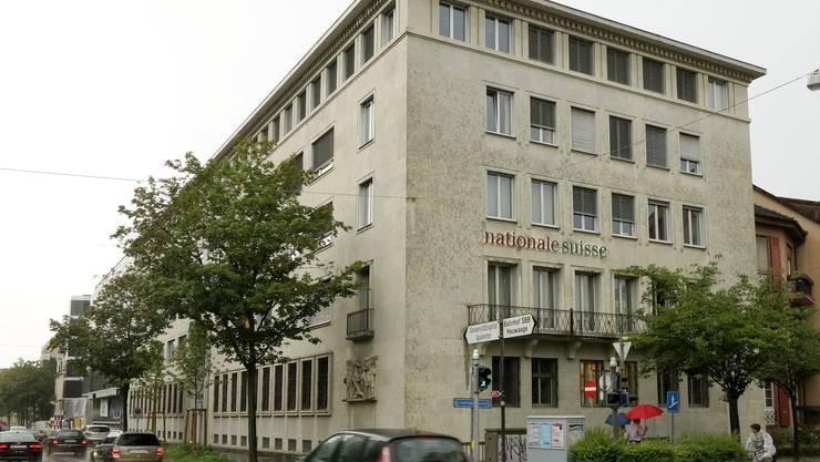 Gebäude der Nationale Suisse in Basel