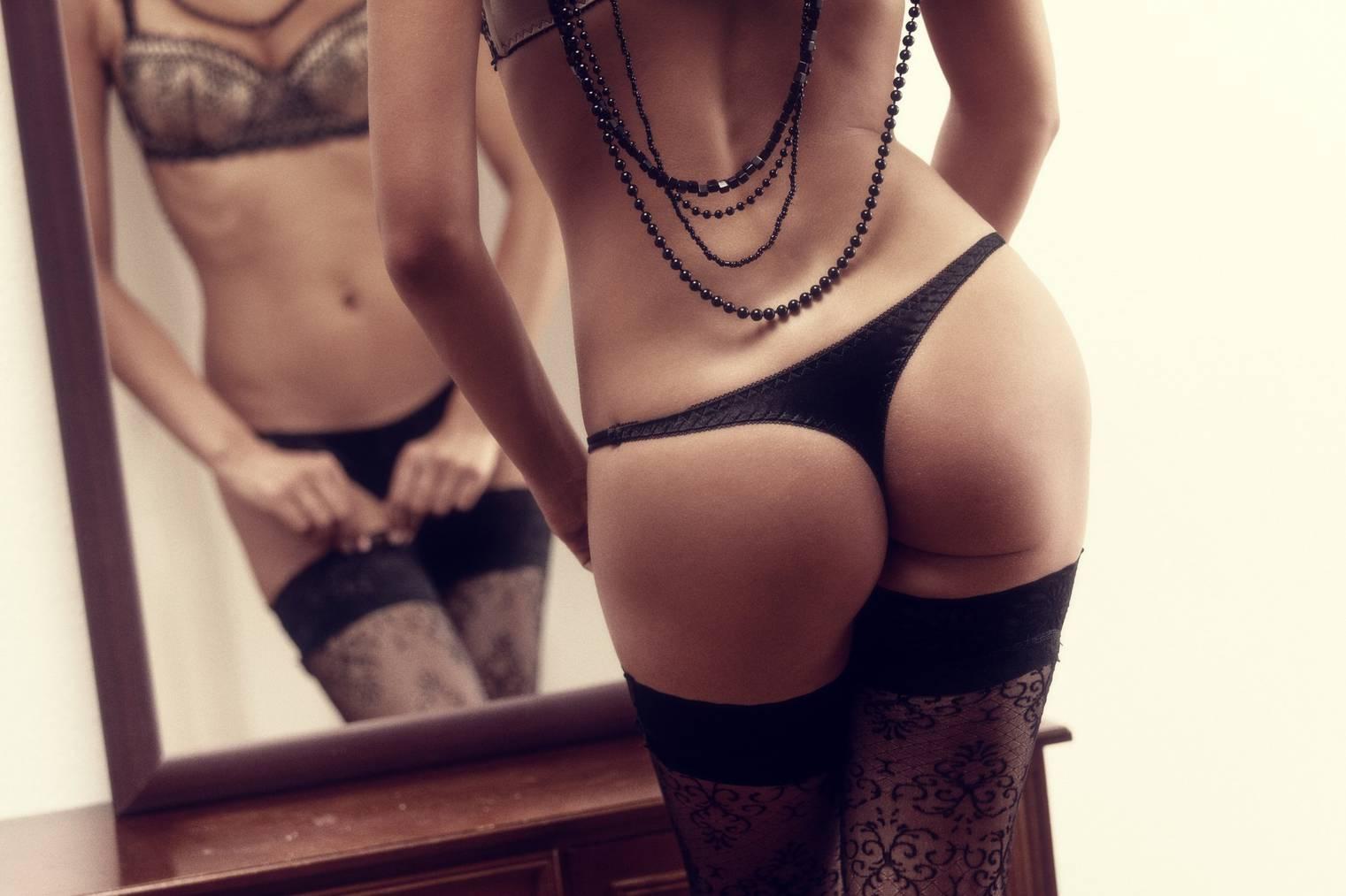 Lass ihr Zeit, sie will sich zuerst selber im Spigel sehen. (Bild: iStock)