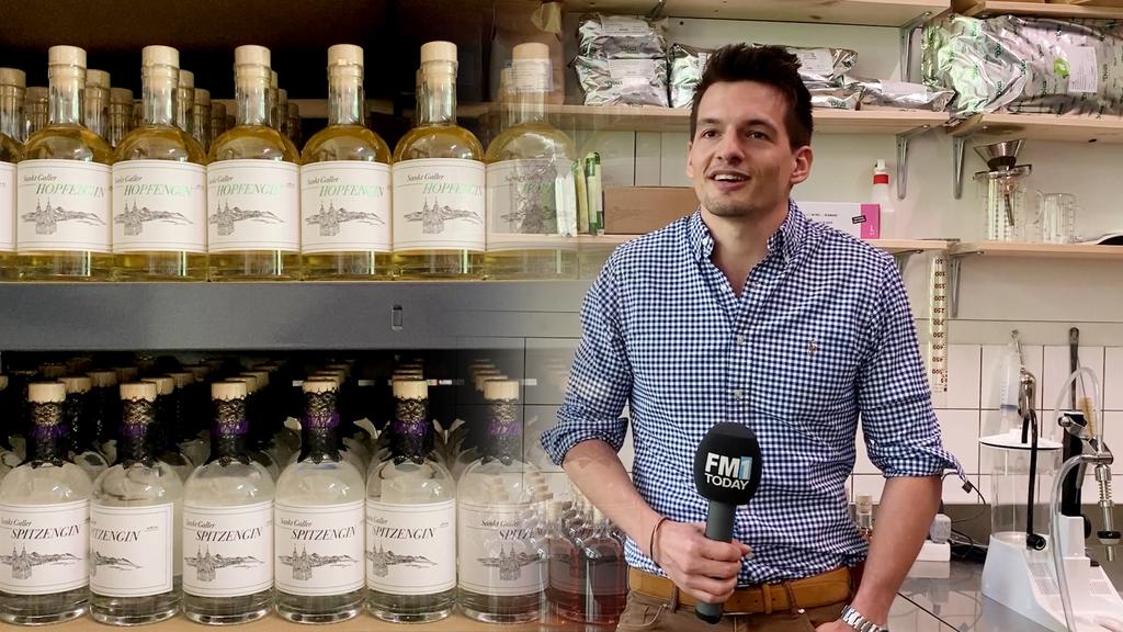 Inspiriert von der Heimat: St.Galler heimst Preise für seine Gins ein