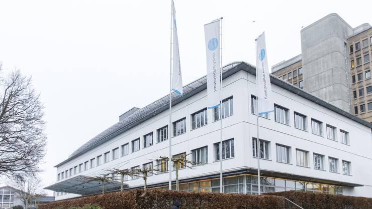 Der Kanton Aargau soll sich im medizinischen Bereich als Forschungsstandort etablieren. (Themenbild Kantonsspital Aarau)