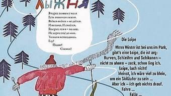 Sprach- und Welterfahrung im besten Sinn: der «Kinder Kalender».