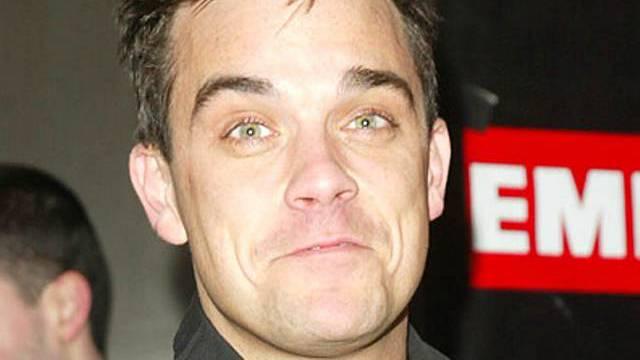 Robbie Williams liebt das Abenteuer (Archiv)