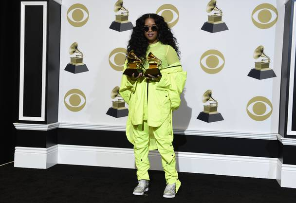 H.E.R.: best R&B album und best R&B performance.