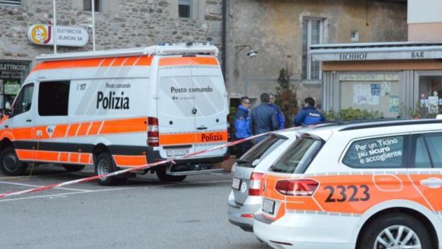 Tessin: Behörden verteidigen tödliche Schussabgabe