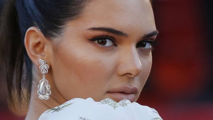 Nicht alle sind sich einig, ob zu Recht - doch Model Kendall Jenner wird zur Mode-Ikone des Jahrzehnts gekürt. (Archivbild)