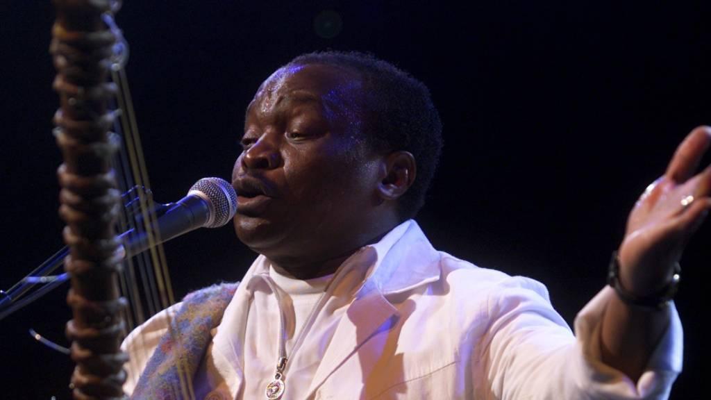 Musikwelt trauert um «Yéké yéké»-Sänger Mory Kanté