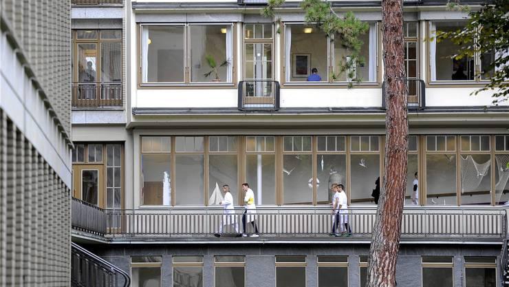 Das Universitätsspital Zürich soll nach Ansicht der FDP vom neuen Mietermodell ausgenommen werden.Keystone