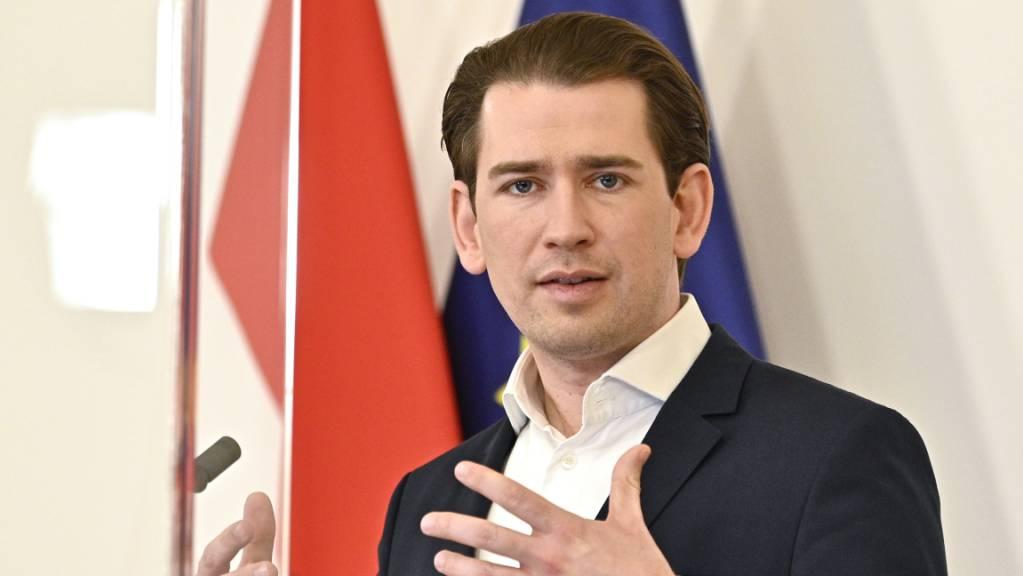 Sebastian Kurz, Bundeskanzler von Österreich. Foto: Hans Punz/APA/dpa