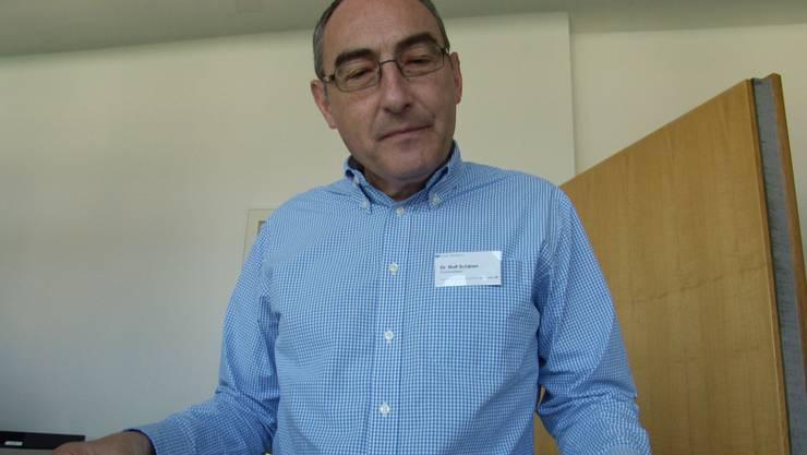 «Wir befinden uns in einer schwierigen finanziellen Situation», räumt Finanzvorstand Rolf Schaeren (CVP) ein.