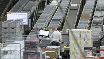 Onlinehändler kämpfen mit ausländischer Konkurrenz (Archivbild)
