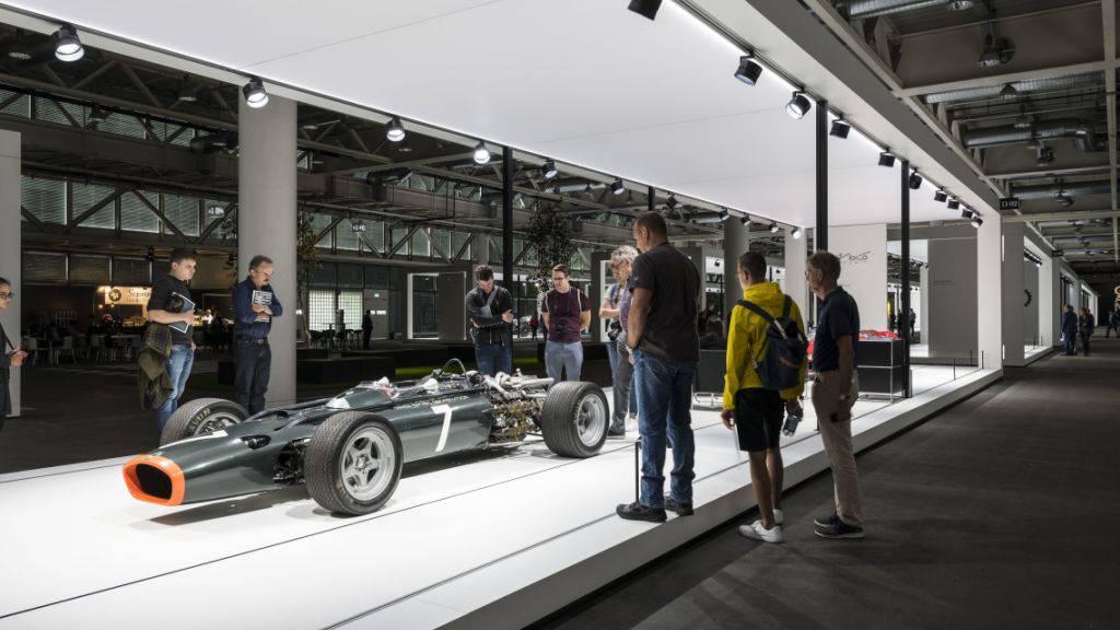 Die exklusiven Fahrzeuge an der Autoschau Grand Basel haben 12'000 Besucherinnen und Besucher angezogen.