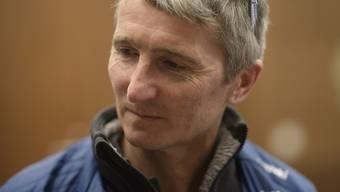 Hat nicht mit einem Tour-de-Ski-Sieg von Dario Cologna gerechnet: Langlauf-Chef Hippolyt Kempf