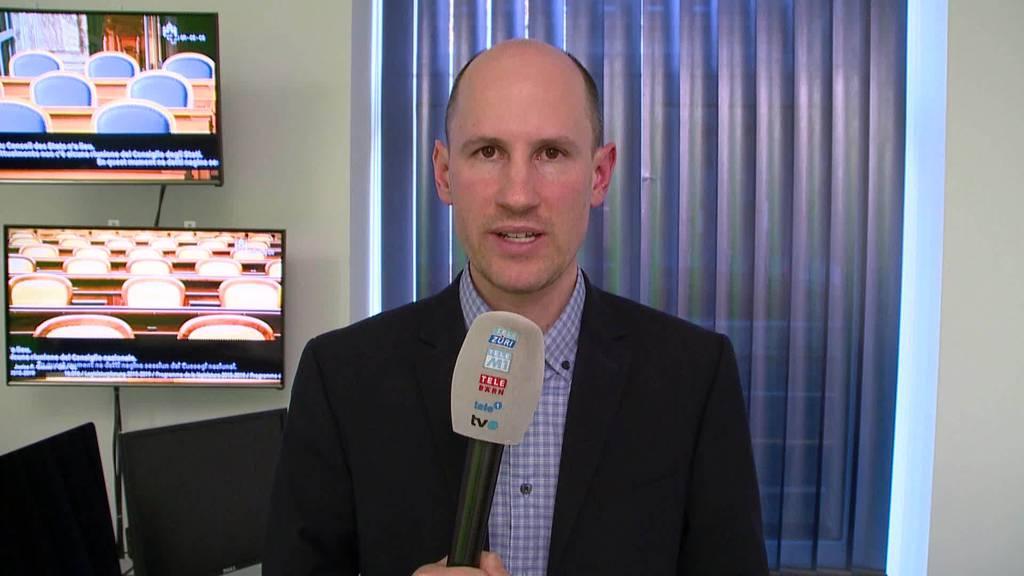 TVO-Bundeshauskorrespondent zu Lockerungsvorschlägen