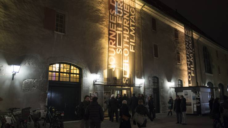 Über 65'000 Filmfans pilgerten an den vergangenen Filmtagen nach Solothurn. (Archivbild)