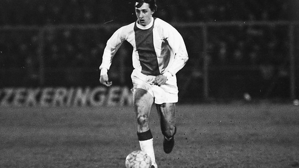Johan Cruyff, der Mann mit zwei Stadien