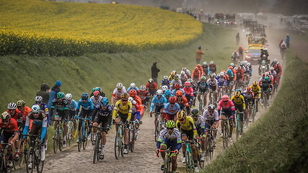 Paris-Roubaix muss verschoben werden