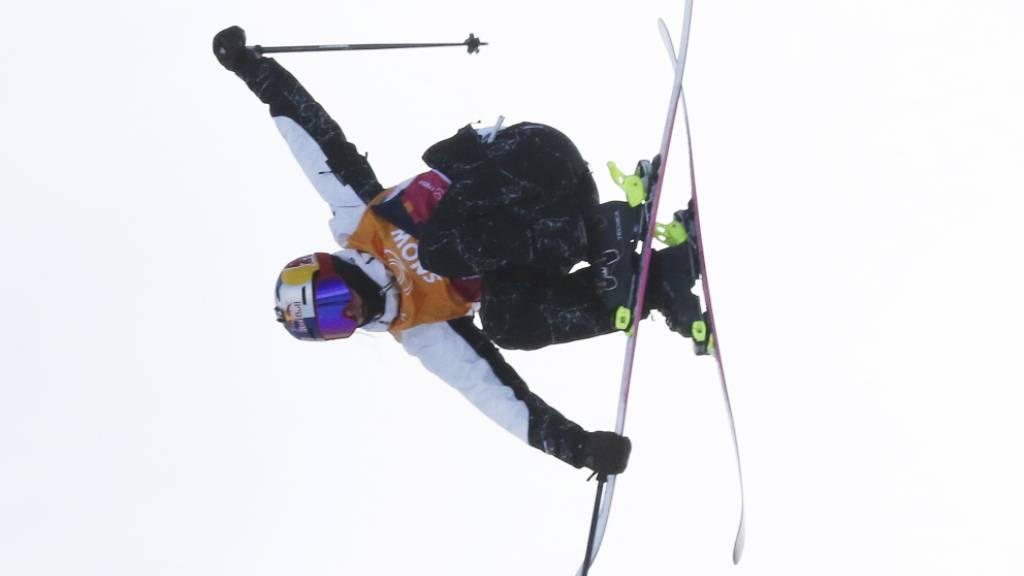 Über Kopf zu WM-Silber: Die Freiburgerin Mathilde Gremaud gewinnt in Aspen ihre erste Medaille an Weltmeisterschaften