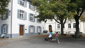 Riehener Schule am Mittwoch Thema im Gemeinderat. (niz/Archiv)