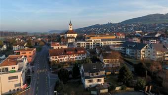 Die Gemeinde Seengen hat mittlerweile 4000 Einwohner. Archiv