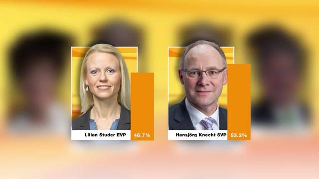 Hansjörg Knecht im Wahltalk-Final