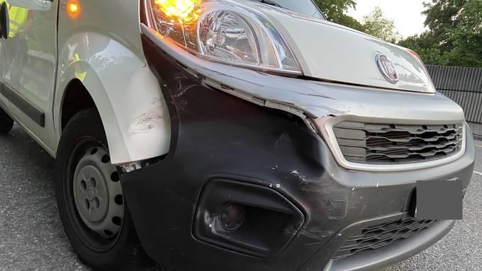 29.06.2020 Opfikon: Motorradlenker bei Selbstunfall schwer