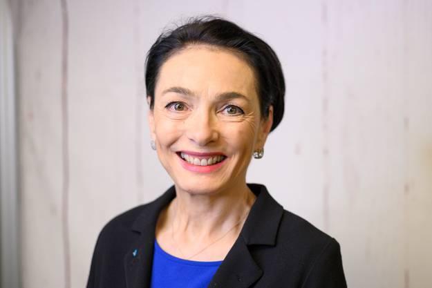 Marianne Binder, CVP.