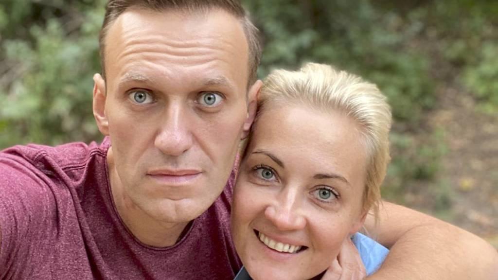 Fall Nawalny: Berliner Justiz soll Rechtshilfeersuchen prüfen