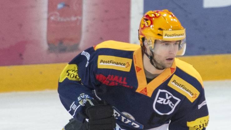 Pierre-Marc Bouchard wurde zum besten NLA-Spieler der Regular Season gewählt