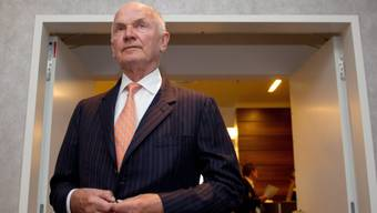Der langjährige VW-Vorstands- und Aufsichtsratschef Ferdinand Piëch - hier auf einer Aufnahme aus dem Jahr 2012 - ist 82-jährig gestorben.