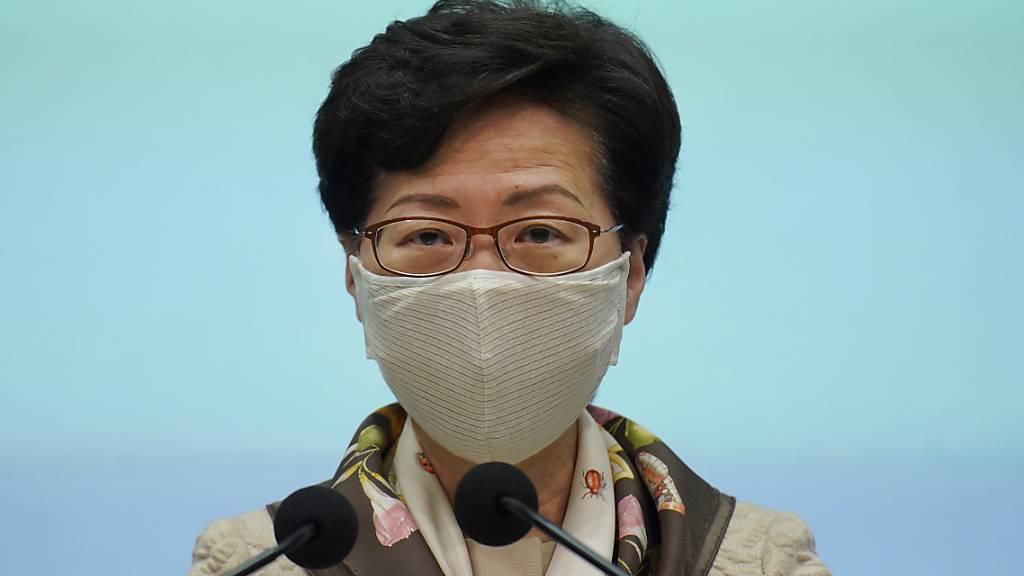 Hongkong verlängert Corona-Beschränkungen um zwei Wochen