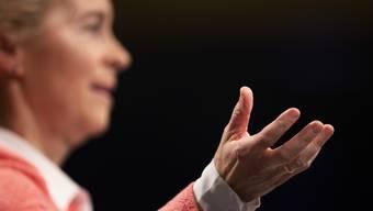 Will der Schweiz die Hand reichen: die designierte EU-Kommissionspräsidentin Ursula von der Leyen.