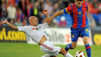 Granit Xhaka soll gegen Spartak Moskau so solid spielen wie gegen Debrecen.