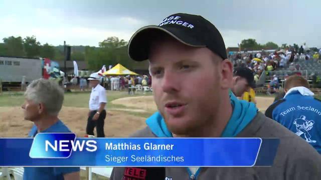 Matthias Glarner gewinnt das Seeländische