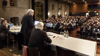 Gemeindeversammlung Stadt Solothurn vom 18.Dezember 2018