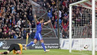 Der FC Basel greift in Aarau nach dem Meistertitel