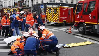 Die Explosion in der Pariser Innenstadt hat vier Tote gefordert.