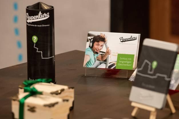 Appentura GmbH bietet Überraschungs-Erlebnisgeschenke in einer neuen Dimension.