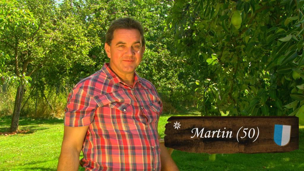 BAUER, LEDIG, SUCHT... ST14 - Portrait Martin (50)