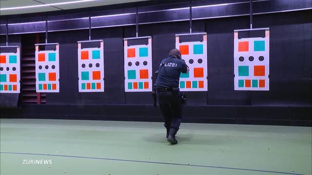 Modernste Technik im neuen Kapo-Ausbildungszentrum