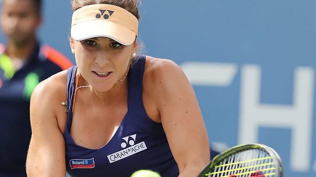 Belinda Bencic hat auf ihre enttäuschende Saison reagiert.