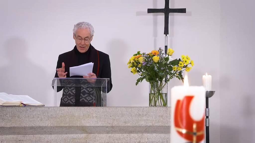 Gottesdienst aus der Stadtkirche Aarau