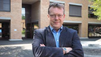 BZF-Rektor Hans Marthaler weiss, dass die Diskussion um die Berufsschulstandorte nach den Wahlen wohl weitergeht. twe/archiv
