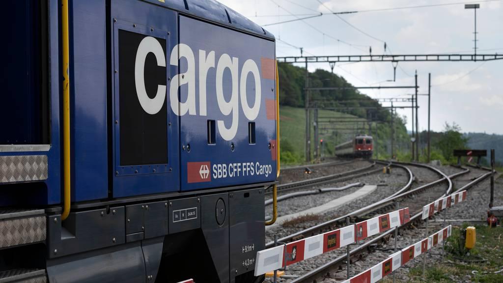SBB Cargo streicht 45 Lokführer-Stellen