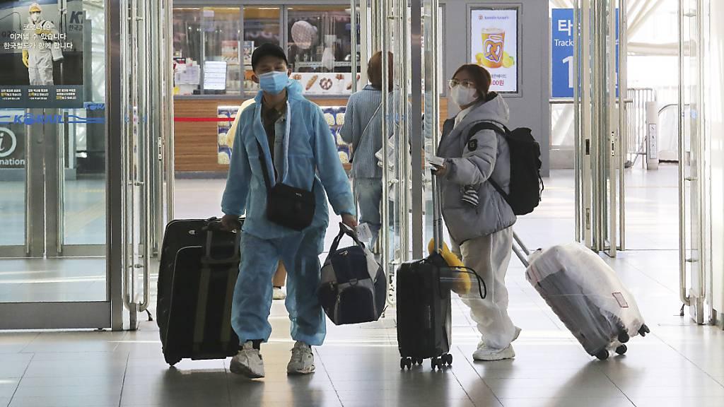 45 Neuinfektionen und fünf weitere Todesfälle in China