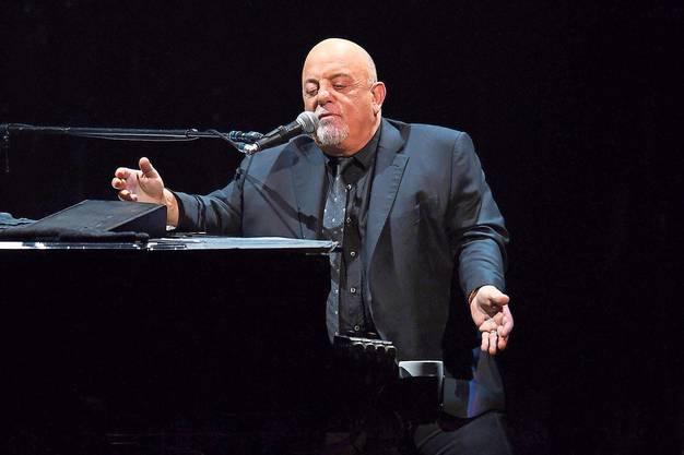Pop-Musiker Billy Joel darf nicht im Madison Square Garden auftreten.