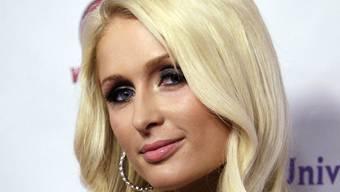 Nicht mehr mit Cy Waits zusammen: Party-Girl Paris Hilton (Archiv)